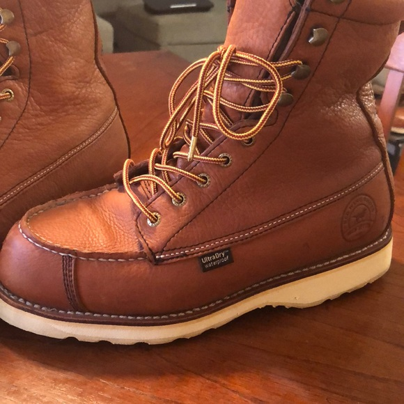 Red Wing Irish Setter Wingshooter Boots